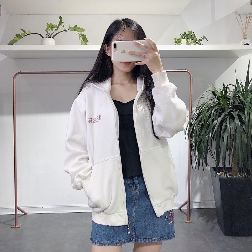 áo khoác nỉ