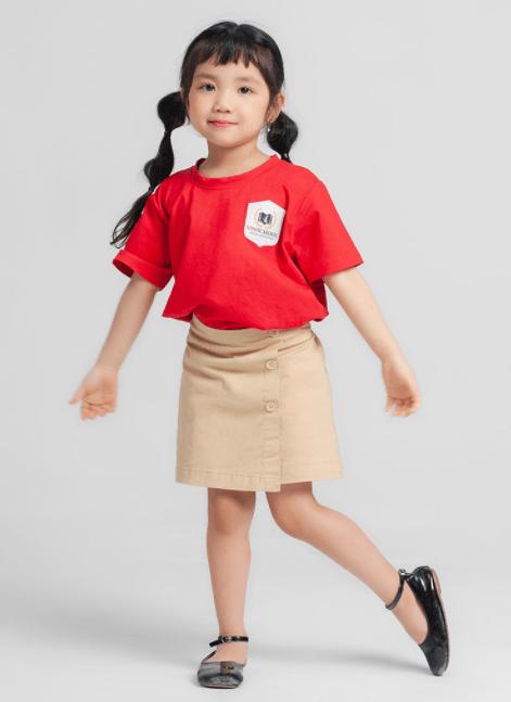 đồng phục mầm non vinschool