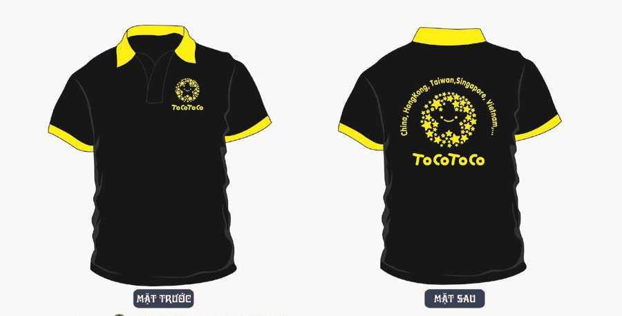 Đồng phục Tocotoco