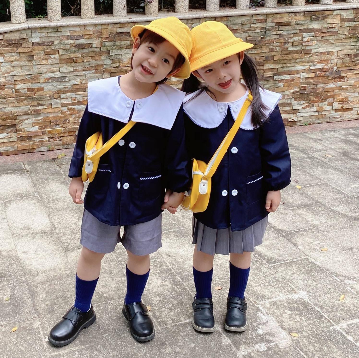 mũ đồng phục học sinh mầm non