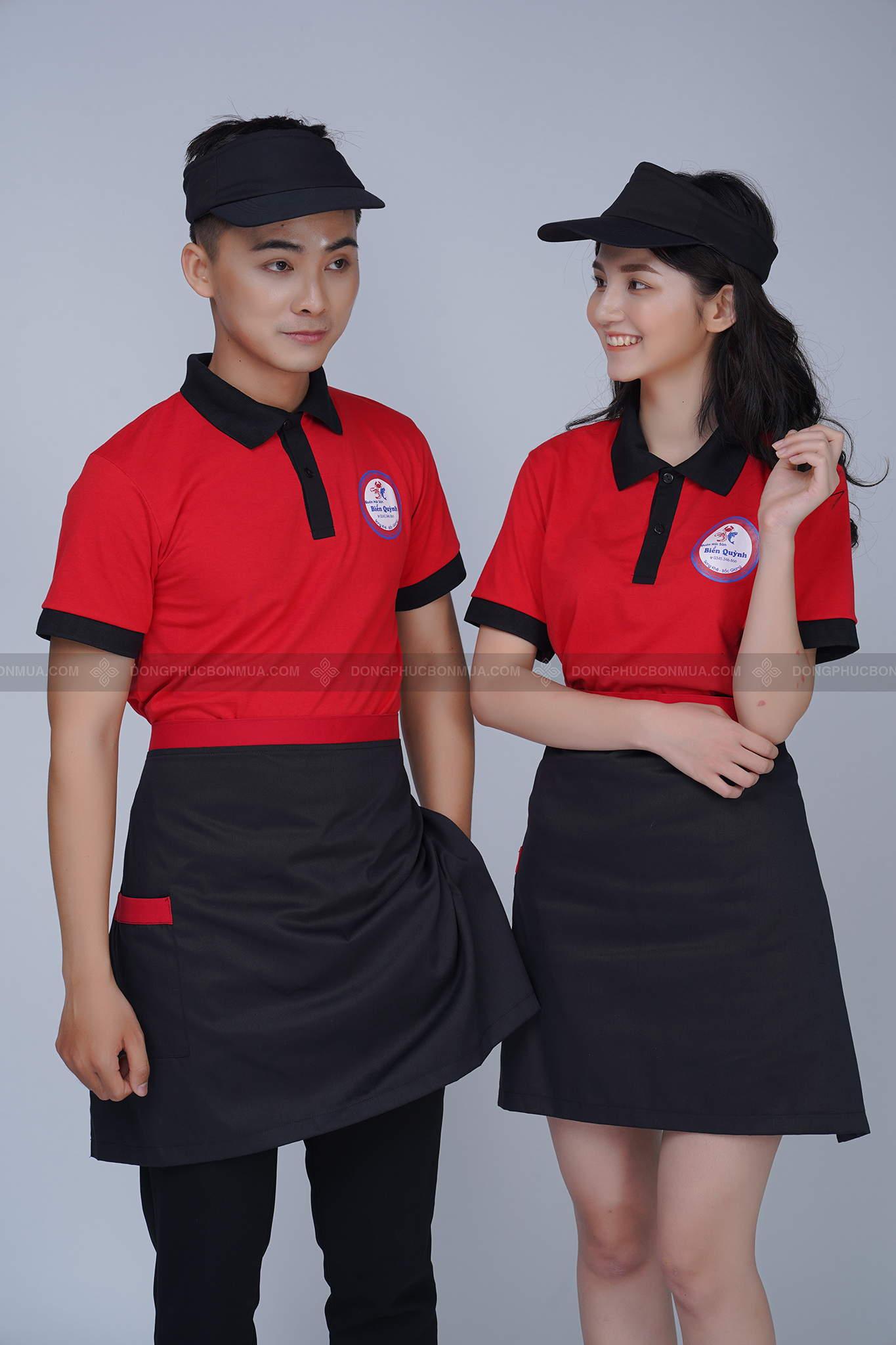 Tạp dề đồng phục