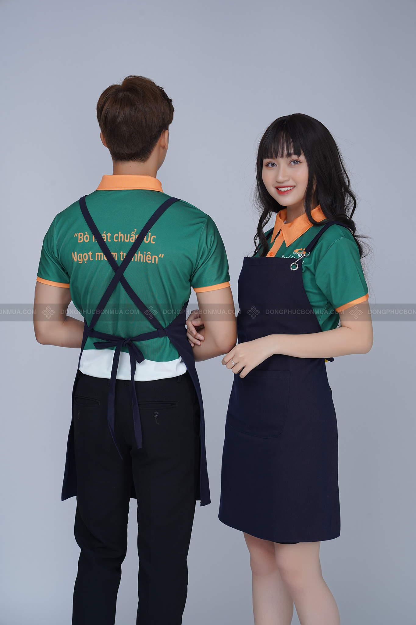 Đồng phục tạp dề