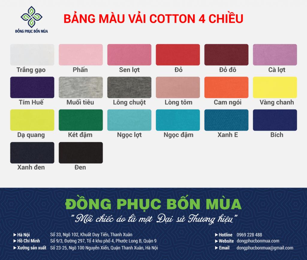 mua vải cotton