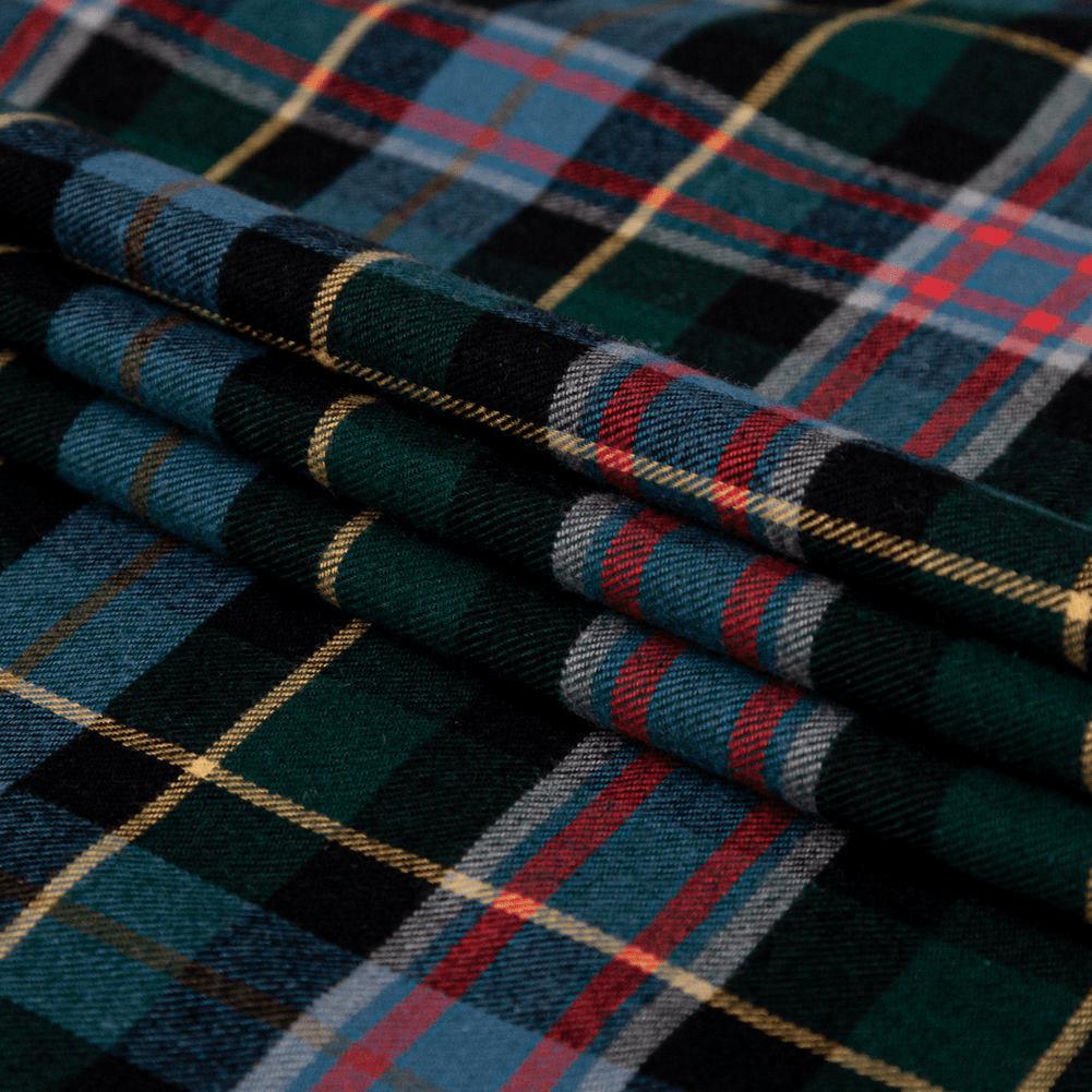 Vải Flannel