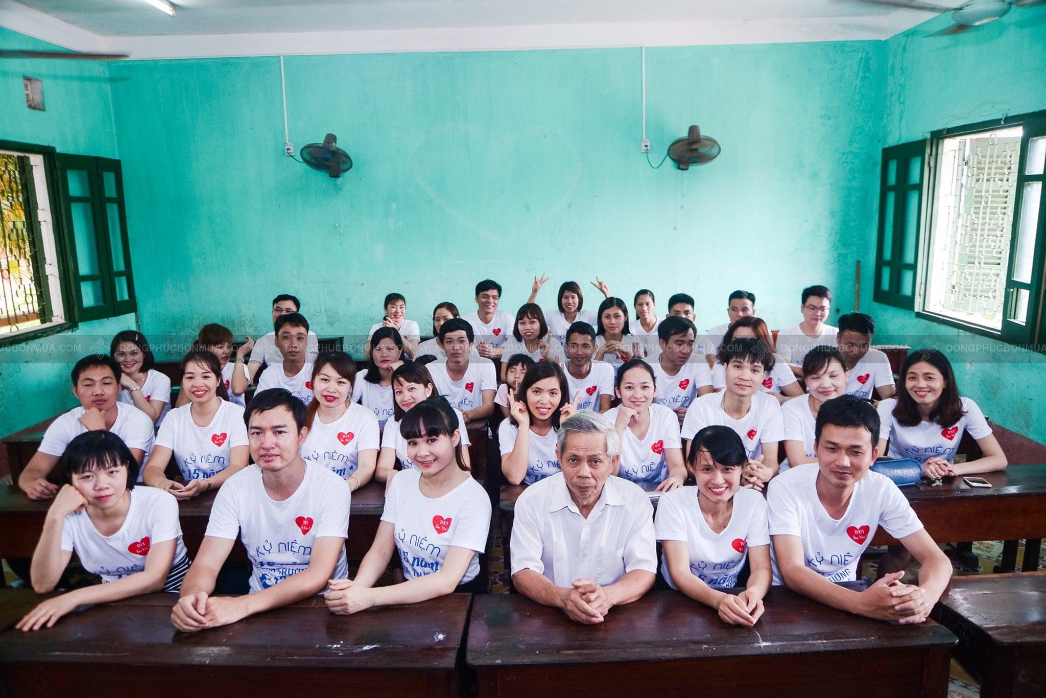 Tổ chức họp lớp