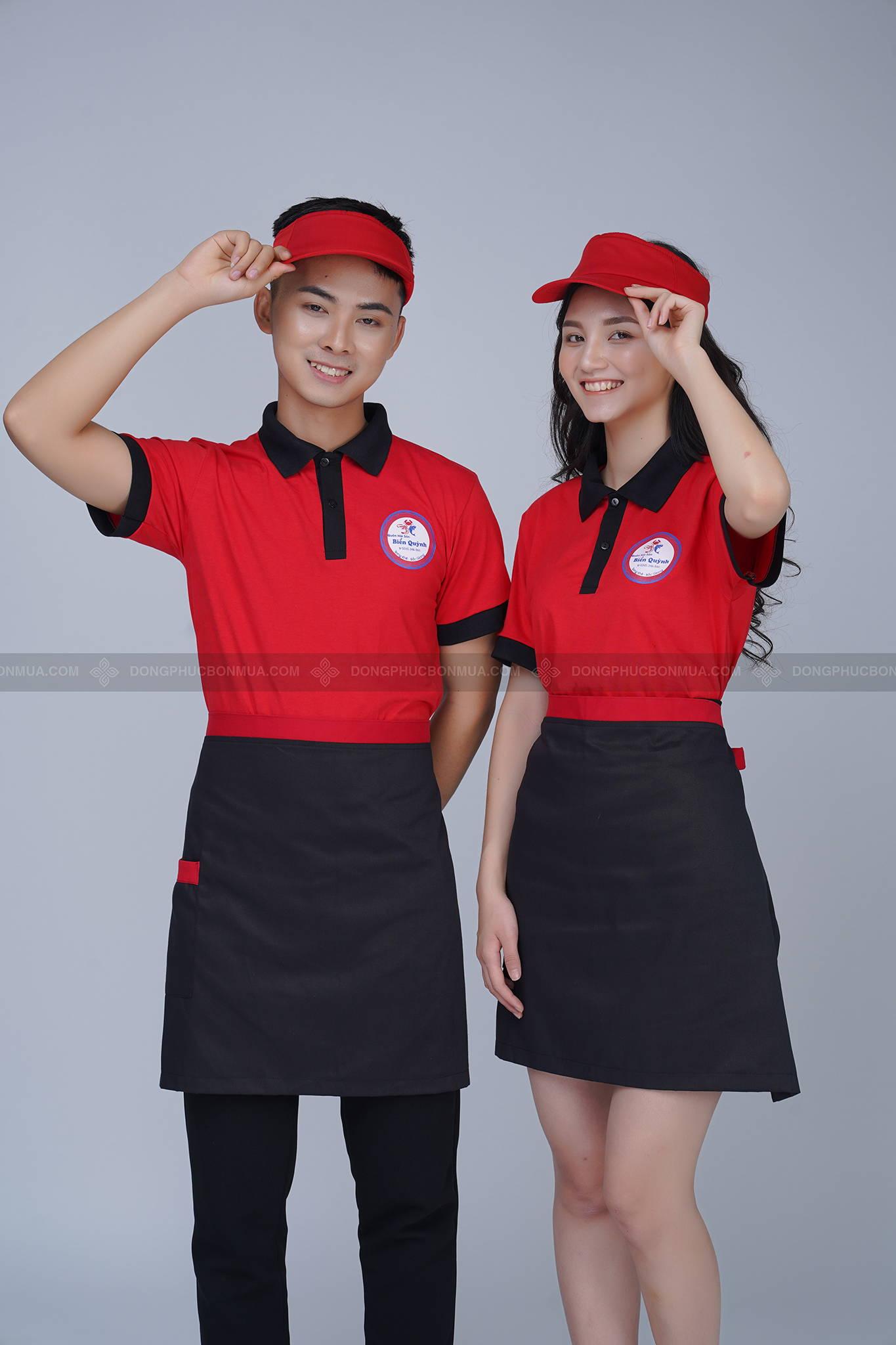 Mũ đồng phục nhân viên